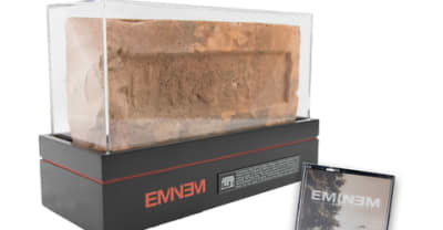 Eminem Is Selling Bricks From His Childhood Home In Detroit