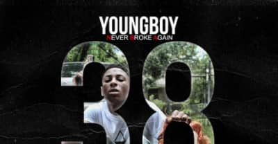 NBA YoungBoy Shares 38 Baby Mixtape