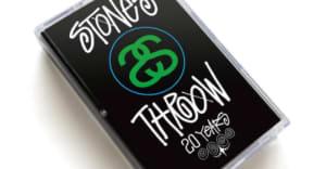 Listen To Stones Throw's 20th Anniversary Mixtape