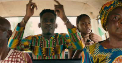 "Watch Mr Eazi, Kah-Lo, And Davido Party In Lagos For Riton's ""Money"" Video"