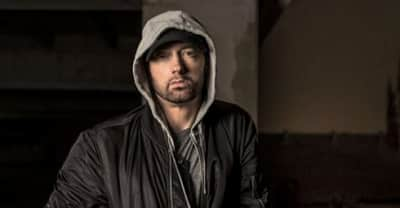 """Eminem is dropping his new track """"Walk on Water"""" Friday"""
