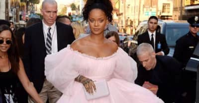 Rihanna Looked Like A Dream At the The Valerian Premiere