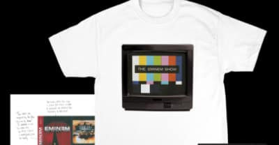 Check Out The Eminem Show's Anniversary Collection