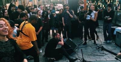 Show Me The Body Shut Down A Market Square In London Last Night