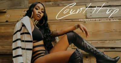 "Tink Shares ""Count It Up"""
