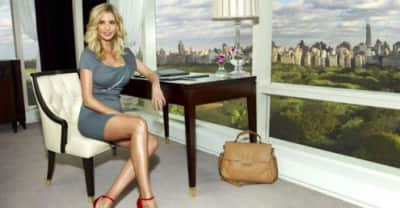 "Ivanka Trump is a ""walking billboard"" for Ivanka Trump"