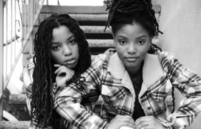 "Watch Chloe And Halle Cover Desiigner's ""Timmy Turner"""