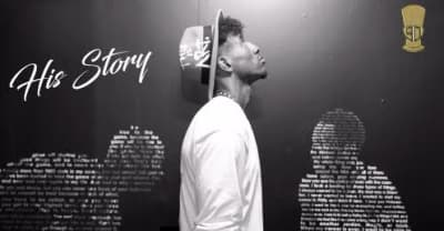 "Listen To Iman Shumpert's New Song ""His Story"""