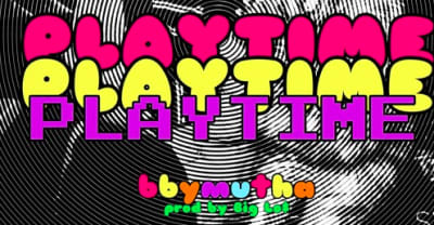 "BbyMutha shares ""PLAYTIME"""