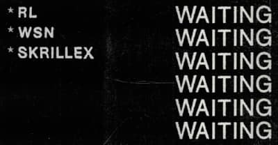 """RL Grime, Skrillex, And What So Not Connect For """"Waiting"""""""