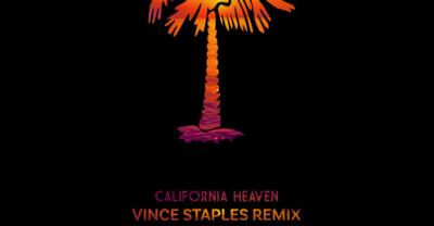 "Vince Staples Hops On JAHKOY's ""California Heaven"" Remix"