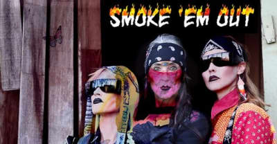 "CocoRosie And Anohni Unite For Anti-Trump Song ""Smoke 'Em Out"""
