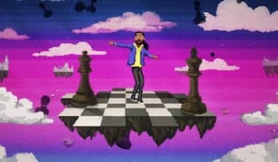 "Big Sean Is A Cartoon Hero In His ""Jump Out The Window"" Video"