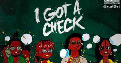 """Rich The Kid And Migos Share """"I Got A Check"""""""
