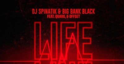 "Quavo And Offset Hop On DJ Spinatik And Big Bank Black's ""Life Line"""