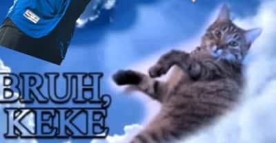 "Lil B remixed Drake's ""In My Feelings"" for his cat Keke"
