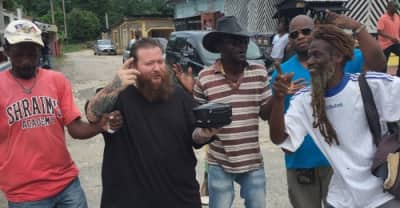 "Action Bronson Recruits Jah Tiger And Meyhem Lauren For ""Mr. 2 Face"""