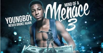 NBA YoungBoy Shares New Mind Of A Menace 3 Mixtape