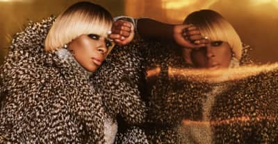"Hear Mary J. Blige's New Single ""Thick Of It"" Now"
