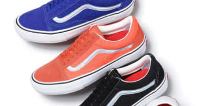 Supreme And Vans' Newest Collab Is Out Of This World