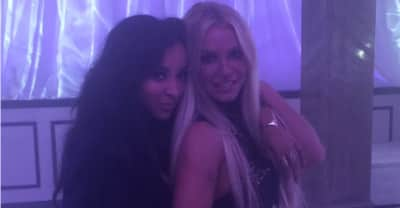 Tinashe Teases New Collaboration With Britney Spears