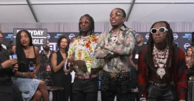 Watch A Tense Interview Involving Migos And Joe Budden
