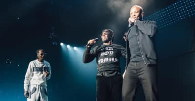 Watch Puff Daddy Bring Out A$AP Rocky, Nas, And More At The Bad Boy Family Reunion Tour Finale