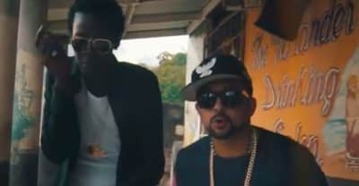 "Watch Sean Paul's New Video For ""Crick Neck"" Featuring Chi Ching Ching"