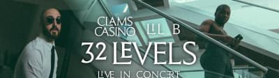 Clams Casino And Lil B Announce Fall Tour