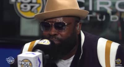 Twitter responds to Black Thought's 10-minute freestyle