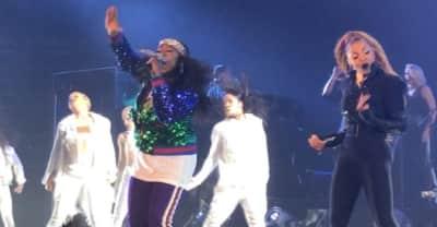 Watch Janet Jackson perform with Missy Elliott in Atlanta