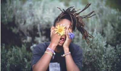 """Jaden Smith Turns 18 And Releases New Song """"LABOR V2"""""""