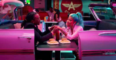 "Nicki Minaj and Quavo share ""She For Keeps"" video"