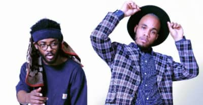 "Anderson .Paak And Knxwledge Share New NxWorries Track ""Get Bigger"""