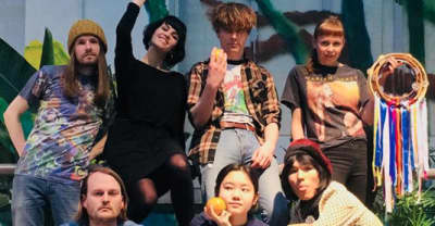 Superorganism's self-titled debut album is out now