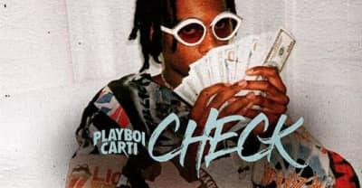 "Playboi Carti and DP Beats share ""Check"""