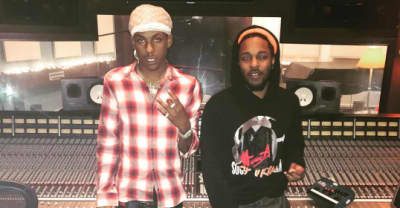 Kendrick Lamar And Rich The Kid Reportedly Have A Collaboration On The Way
