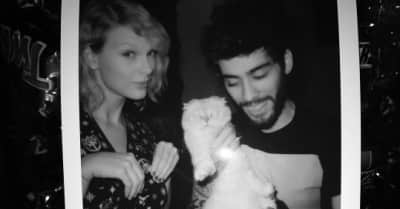 "Watch The Lyric Video For Taylor Swift And Zayn's ""I Don't Wanna Live Forever"""