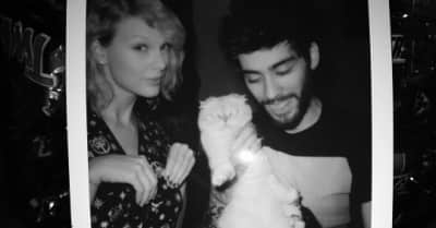 "Taylor Swift And Zayn Team Up On ""I Don't Wanna Live Forever"""
