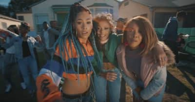 """Turn Up With Carefree Ceraadi In Their """"We In Here"""" Video"""