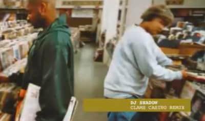 "Listen To Clams Casino Remix DJ Shadow's ""Stem Long Stem"""