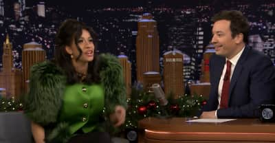 Watch Cardi B's super fun Jimmy Fallon interview
