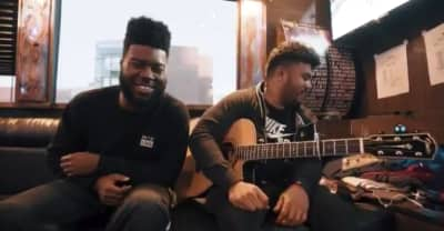 """Watch Khalid Cover SZA's """"Love Galore"""""""