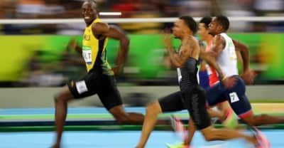 Usain Bolt Wins 100M Olympic Gold Medal For The Third Time