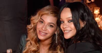 Rihanna Reunited With Beyoncé At The Diamond Ball And Twitter Loved It