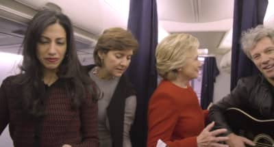 Hillary Clinton Enters Election Day With A Special #MannequinChallenge