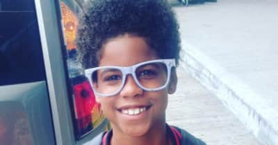 """JD McCrary Is The Precocious 9 Year-Old Singing On Childish Gambino's """"Terrified"""""""