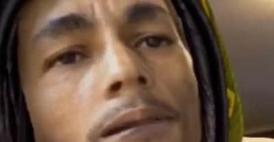 """Snapchat Made A Terrible """"Blackface"""" Bob Marley Filter For 4/20"""