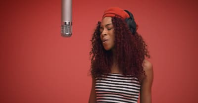 "Watch Ravyn Lenae perform ""Sticky"" for Colors"