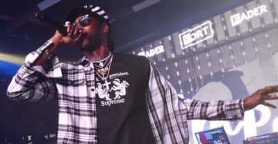 2 Chainz Brought Peak Vibe To FADER FORT
